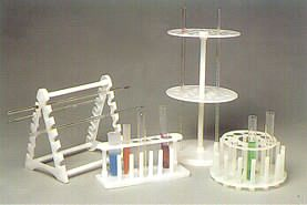 Test Tube & Pipette Stand